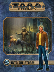 Torg Eternity: Into the Storm novel