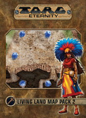 Torg Eternity: Living Land Map Pack #2