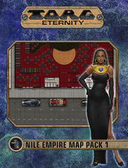 TORG Eternity: Nile Empire - Map Pack 1