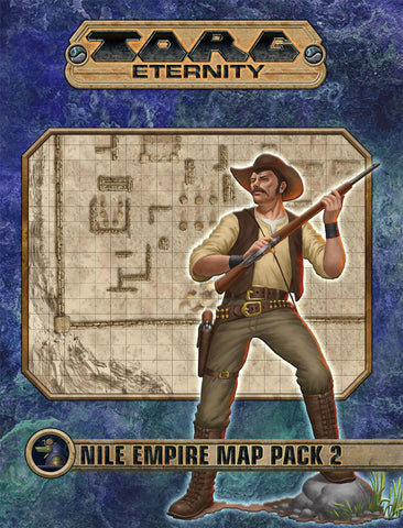 TORG Eternity: Nile Empire - Map Pack 2