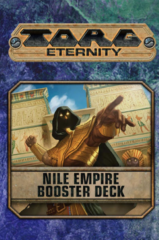 TORG Eternity: The Nile Empire - Drama Booster Deck