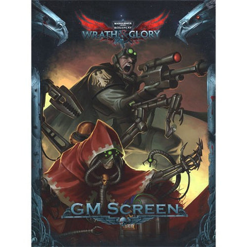 Wrath and Glory GM Screen Warhammer 40000 Roleplay -  Ulisses Spiele