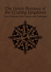 The Dark Eye – Hero's Breviary of the Warring Kingdoms