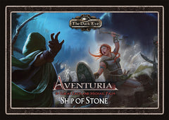 Aventuria Adventure Card Game - Ship of Stone