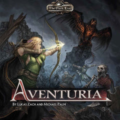 Aventuria Adventure Card Game – Base Set (Revised 2nd Printing)