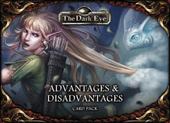 The Dark Eye – Card Pack: Advantages and Disadvantages