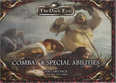 The Dark Eye – Card Pack: Combat and Special Abilities