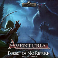 Aventuria Adventure Card Game – Forest of No Return