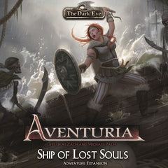 Aventuria Adventure Card Game – Ship of Lost Souls