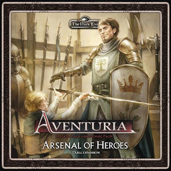 Aventuria Adventure Card Game - Arsenal of Heroes