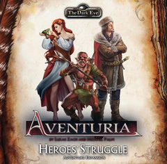 Aventuria Adventure Card Game – Heroes' Struggle