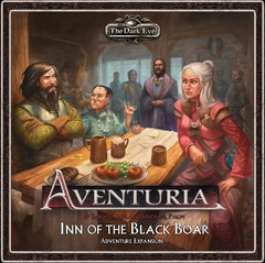 Aventuria Adventure Card Game - Inn of the Black Boar