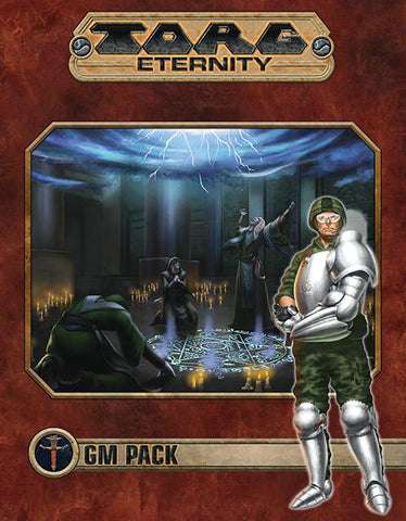 TORG Eternity RPG: Aysle GM Pack