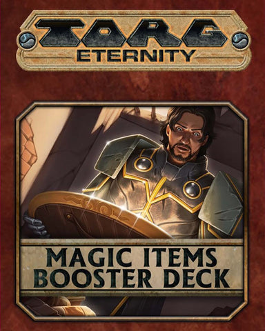 TORG Eternity RPG: Aysle Magic Items Deck