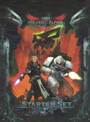 Wrath & Glory Starter Set