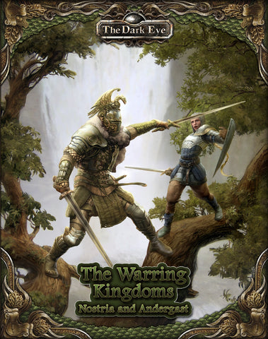 The Dark Eye – Warring Kingdoms Sourcebook