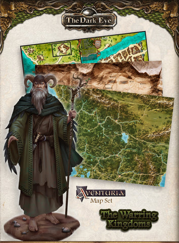 The Dark Eye – Warring Kingdoms Map Set
