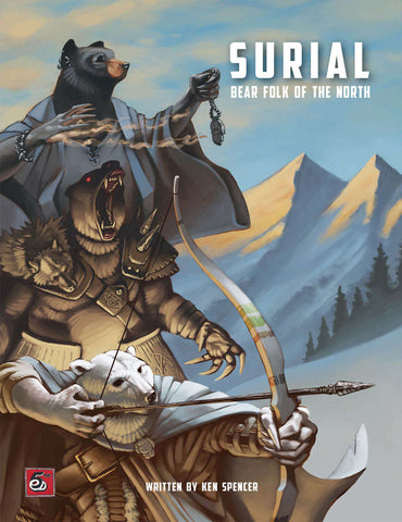 Surial: Bear Folk of the North (5E)