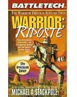 Battletech: Warrior: Riposte 10th Anniversary (Novel)