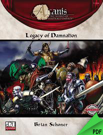 Legacy of Damnation (d20) PDF