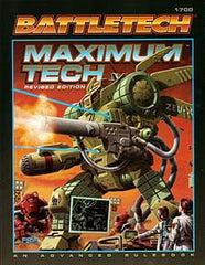 Maximum Tech  Revised Edition
