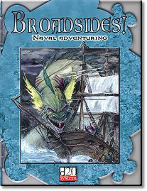 Broadsides! Naval Adventuring (d20)