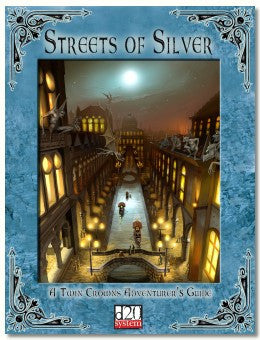 Streets of Silver (d20)