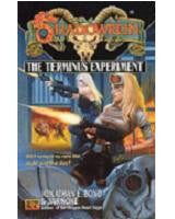 The Terminus Experiment (Novel)