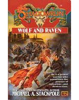 Shadowrun: Wolf and Raven (Novel)