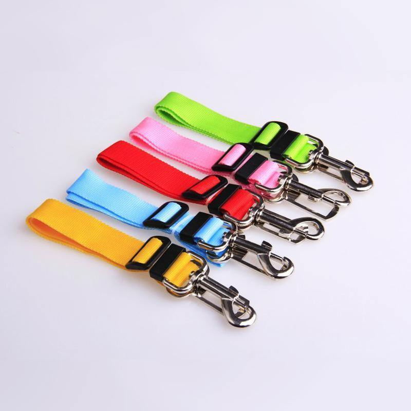 Dog Car Seat Belt - 6 Dollar Collars