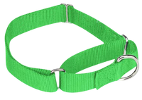 All Nylon Martingale Collar Small