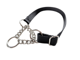 Half Chain Martingale Collar Small