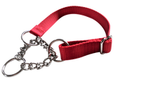 Half Chain Martingale Collar Medium
