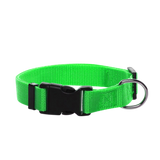 Adjustable Nylon Dog Collar Extra Small - 6 Dollar Collars