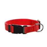Adjustable Nylon Dog Collar Small - 6 Dollar Collars