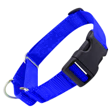 All Nylon Martingale + Plastic Quick Release Large