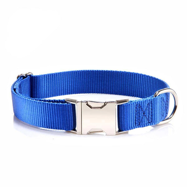Adjustable Collar + METAL Quick Release Large