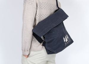 Canvas Sling Tote