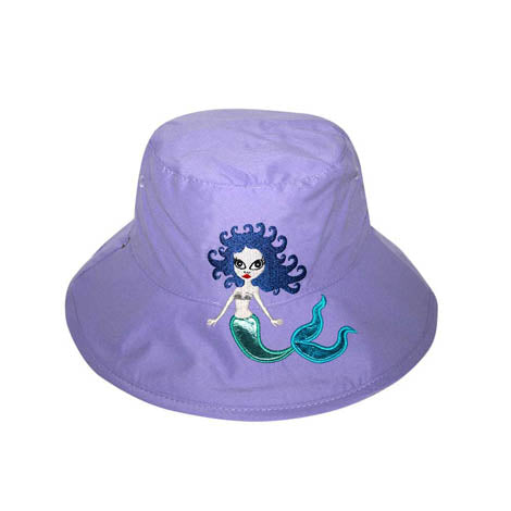 B816 Mermaid Micro Fibre Swim Hat