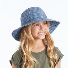 Load image into Gallery viewer, BD18p Cassie Resort Hat Petit