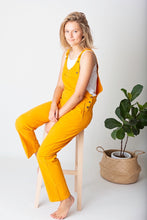 Load image into Gallery viewer, Overalls in Mustard