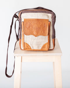 The Matt Messenger Bag