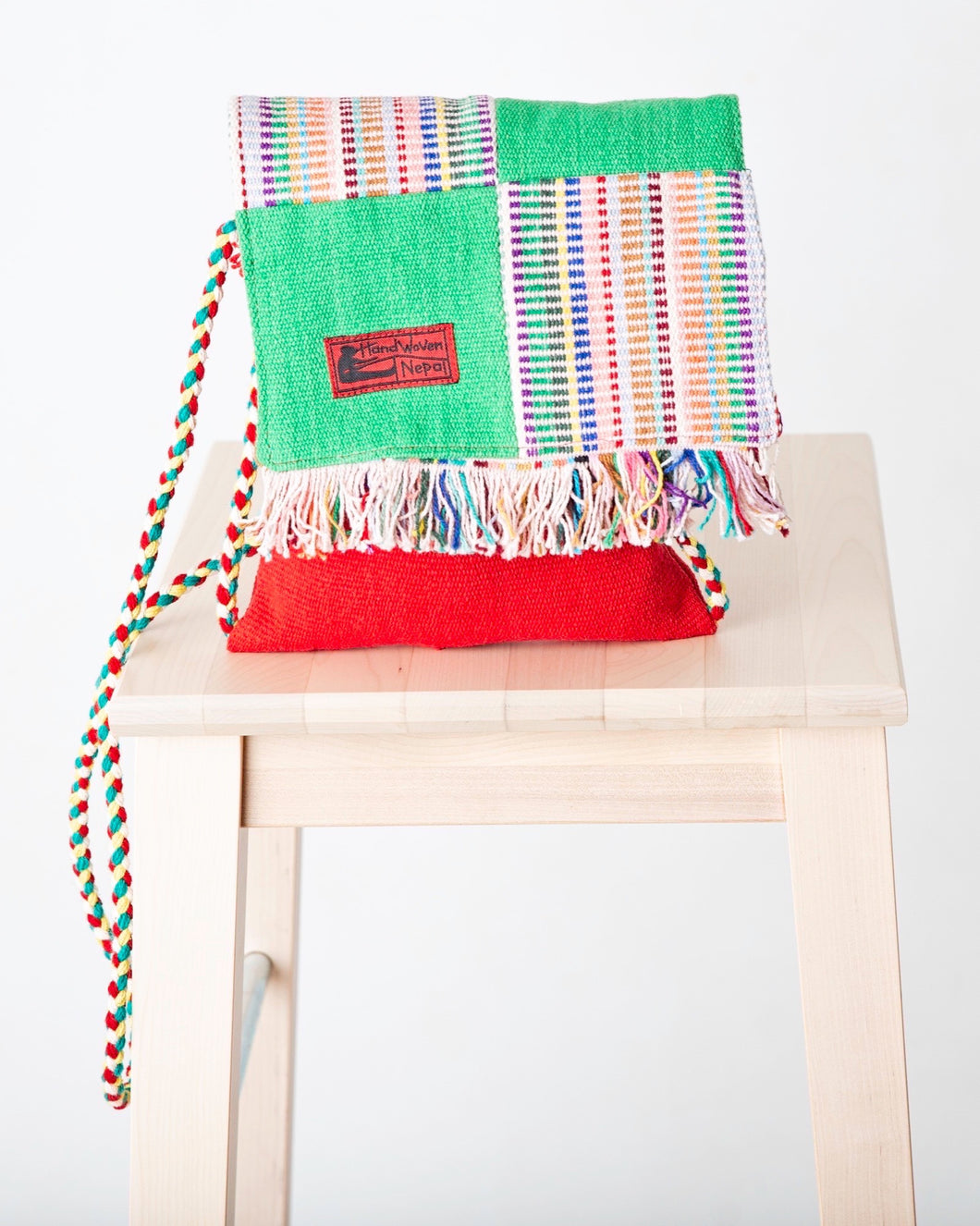 The Emma side fringe bag