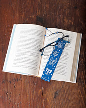 Load image into Gallery viewer, Bright Handmade Nepal Bookmark