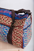 Load image into Gallery viewer, Kashmiri Embroidery Duffle