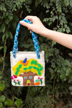 Load image into Gallery viewer, Felted Wool Braided Bag