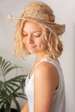 Load image into Gallery viewer, Hemp Hat with brim