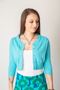 Peggy Cardigan in 5 colours