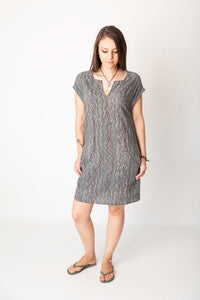 Bamboo Dress in 3 Colours