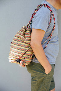 The Braided Betty Backpack